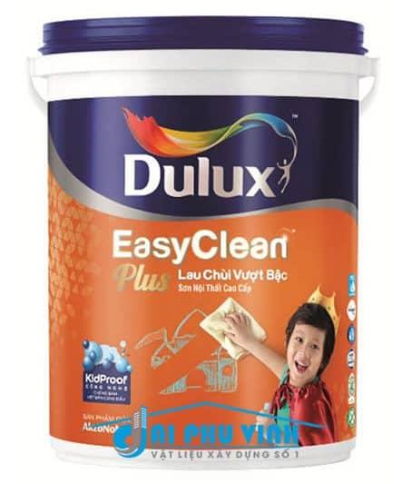 Sơn NỘI THẤT Dulux EasyClean Plus Lau Chùi Vượt Bậc