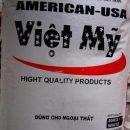 Bột trét tường ngoại thất Việt Mỹ - Bột trét tường Việt Mỹ ngoại thất cao cấp