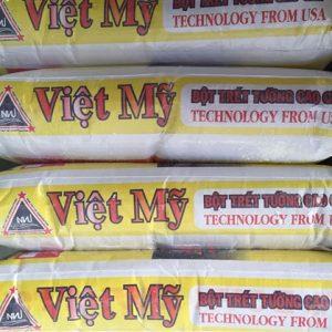 Bột trét tường nội thất Việt Mỹ - Bột trét tường Việt Mỹ nội thất cao cấp