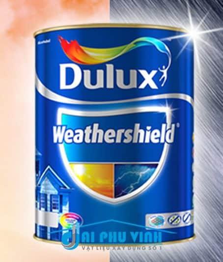 Sơn Dulux Weathershield ngoại thất – Sơn Dulux ngoài trời cao cấp