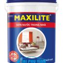 Sơn nước trong nhà Maxilite - Sơn nội thất Maxilite - Sơn Maxilite cao cấp