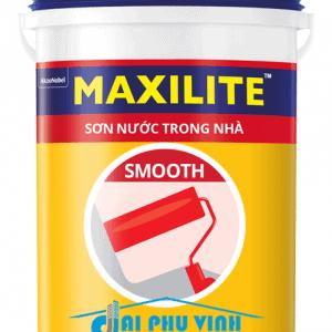 SƠN NƯỚC TRONG NHÀ MAXILITE SMOOTH - Sơn Maxilite nội thất