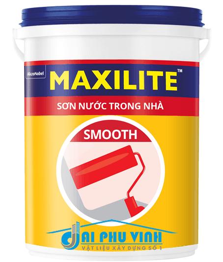 SƠN NƯỚC TRONG NHÀ MAXILITE SMOOTH – Sơn Maxilite nội thất