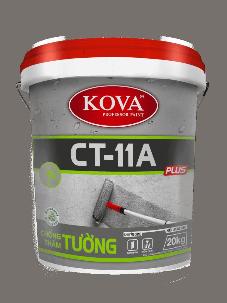 Chống thấm Kova CT11A Plus Tường - Lh đặt hàng 0919157575