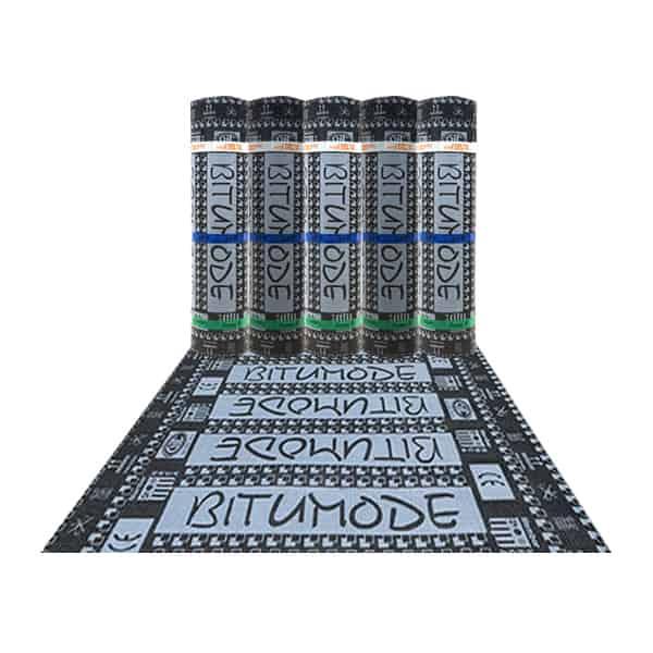 Màng chống thấm khò nóng Bitumode 3mm mặt trơn PE - Lh Đặt hàng 0919157575