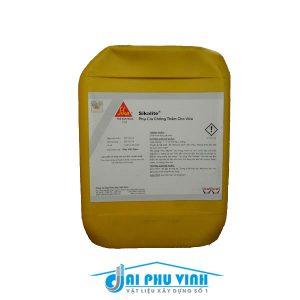 Sika Lite - Vật liệu chống thấm dạng lỏng - trám lỗ hổng bê tông