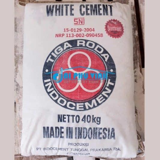 Xi măng trắng Indonesia – Xi măng trắng nhập khẩu cao cấp chính hãng. LH 0919157575