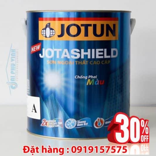 Sơn Jotun Jotashield Chống phai màu ngoại thất. Lh 0919157575