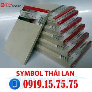 Tấm Xi Măng Cemboard Thái Lan - Tấm xi măng Symbol Thái Lan