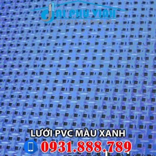 luoi-pvc-mau-xanh-cong-trinh-dai-phu-vinh-0931888789