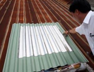Màng Kukdong Hàn Quốc chống dột mái tôn hiệu quả. Lh Đặt hàng 0931.888.789