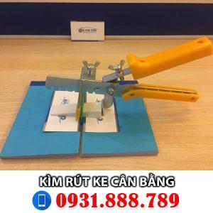 Kìm rút ke cân bằng - Dụng cụ hỗ trợ đi kèm ke cân bằng ốp lát. Lh 0931888789