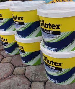 Chất chống thấm Silatex Super Gốc Acrylic xuất xứ Hy Lạp - Lh đặt hàng 0919.157.575