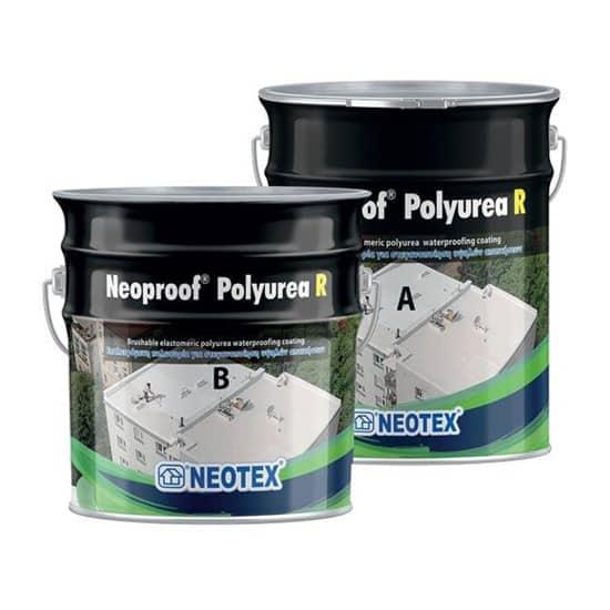 Kinh nghiệm chống thấm sàn mái - Chống thấm Neoproof Polyurea R