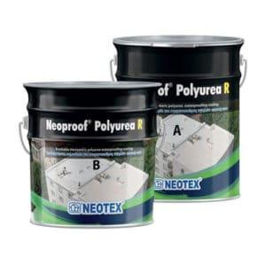 Neoproof Polyurea R chống thấm sàn mái 19 Kg - Hãng Neotex Hy Lạp
